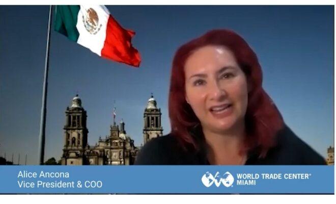 alice ancona world trade center miami mexico independence
