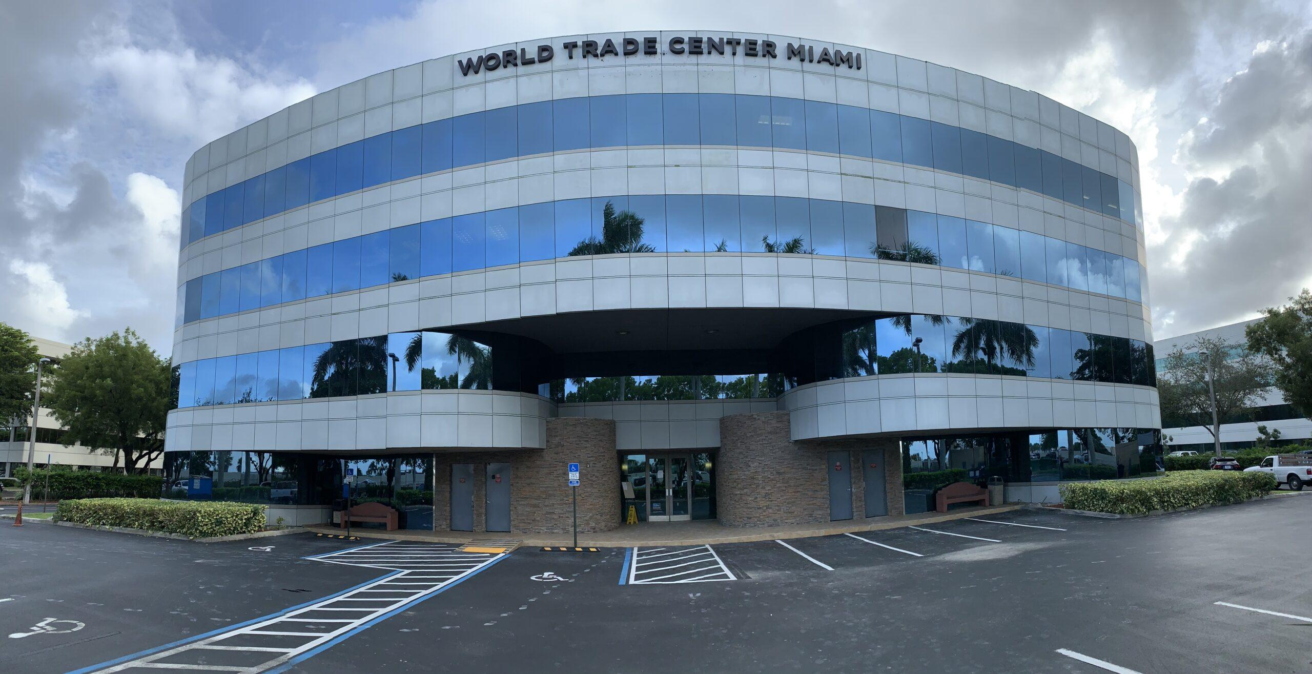 world trade center miami