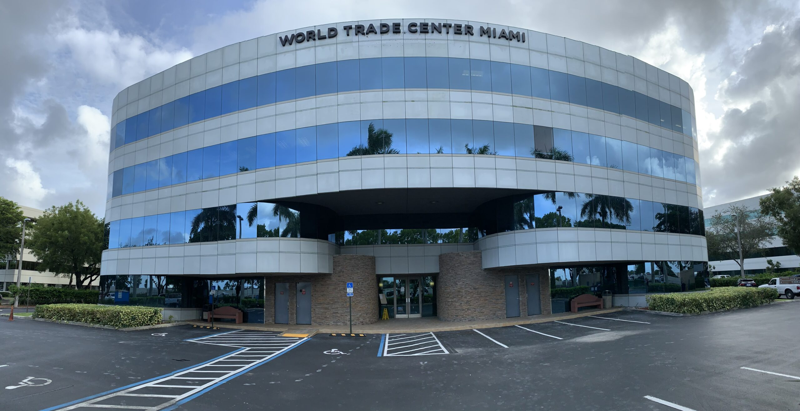 world trade center miami