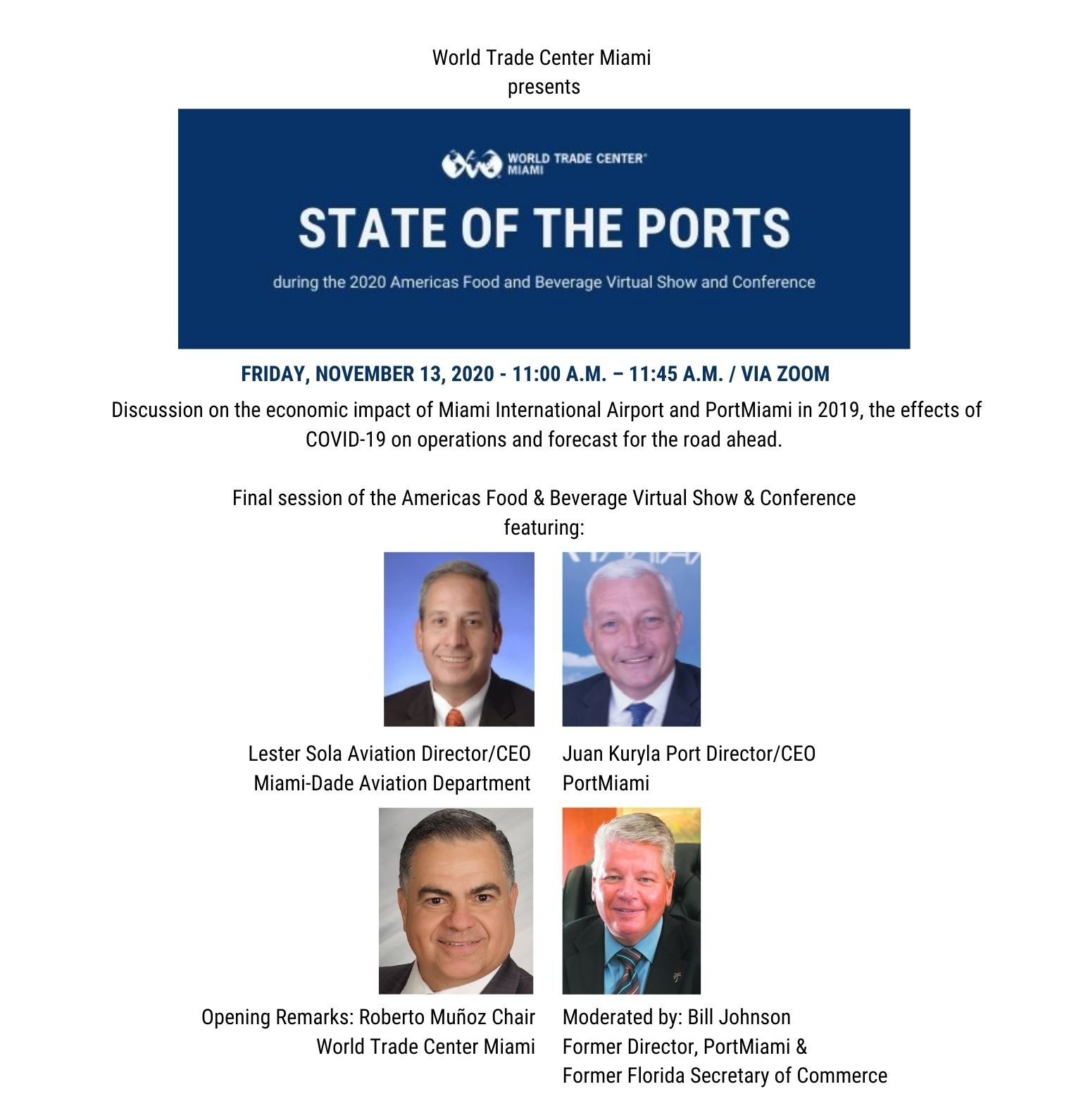 State of the Ports 2020