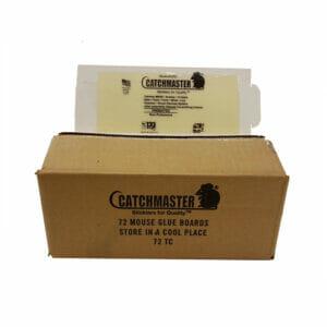 catchmaster mouse glue board 72 tc