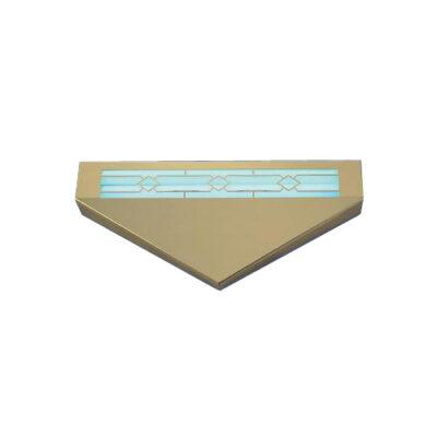 gilbert flying venus polished brass