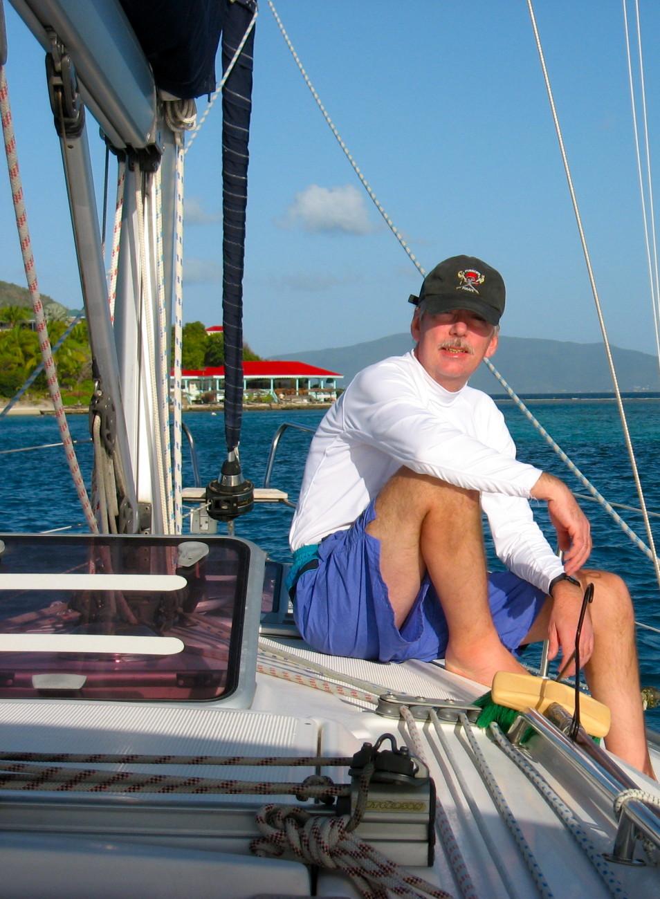 CYA & ASA Sailing Instructor - Les