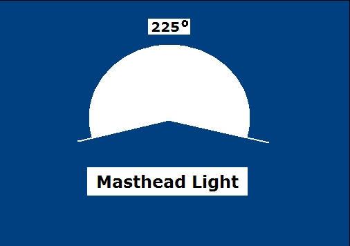 Masthead or Steaming LIght