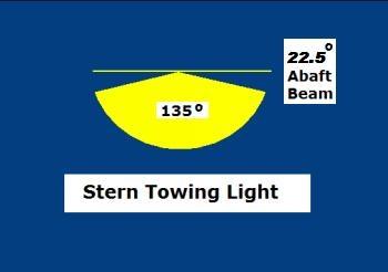 Navigation Lights - Towing Light