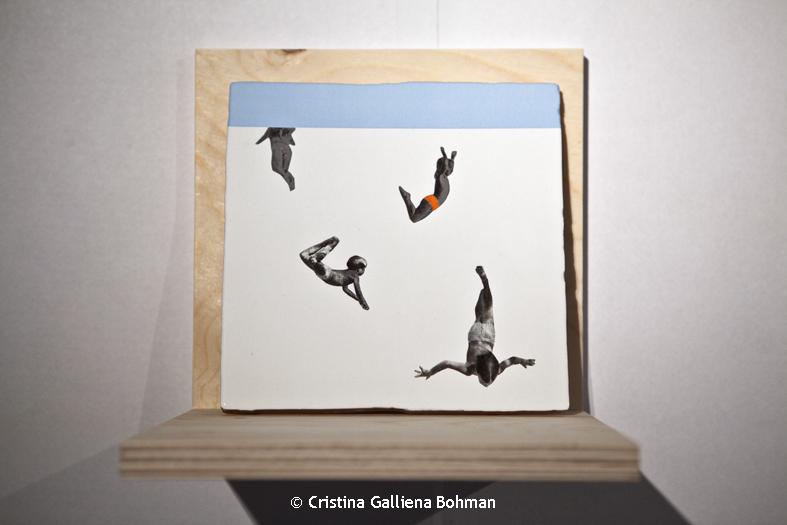 Storytiles Swimming @ Cristina Galliena Bohman