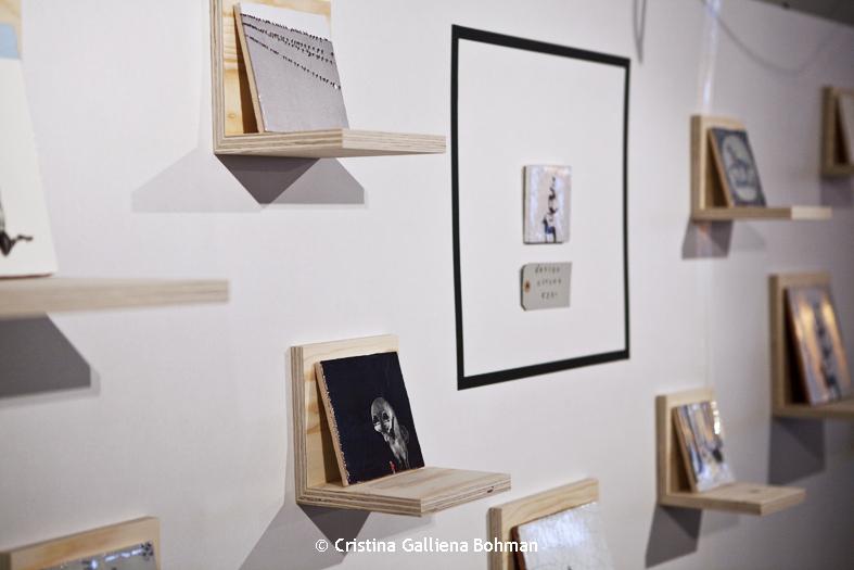 StoryTiles Ventura Lambrate stand @ Cristina Galliena Bohman