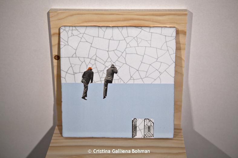 StoryTiles On the lookout @ Cristina Galliena Bohman