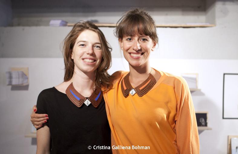 StoryTiles Marga van Oert Judith Beek portrait @ Cristina Galliena Bohman