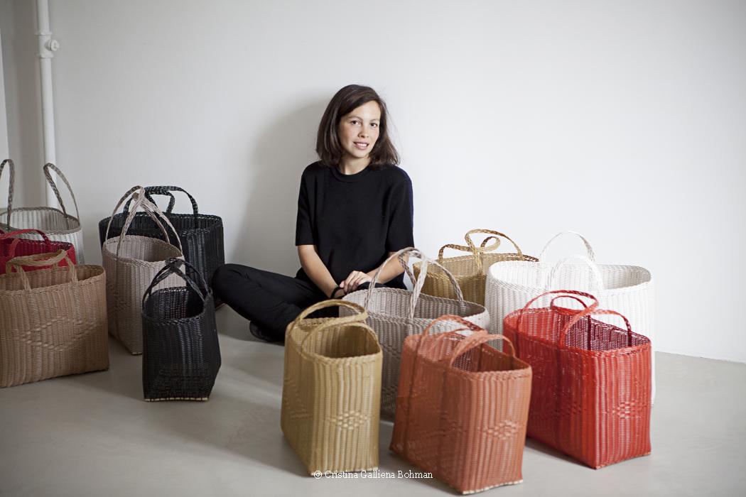 Cecilia Pirani Tote Bag Palorosa