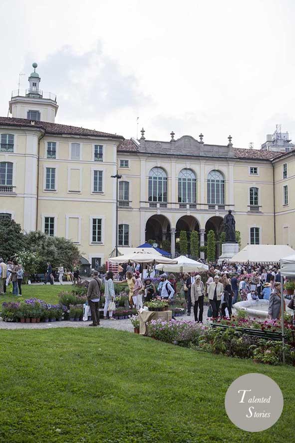 Orticola 2015 Palazzo Dugnani Milano @ Cristina Galliena Bohman