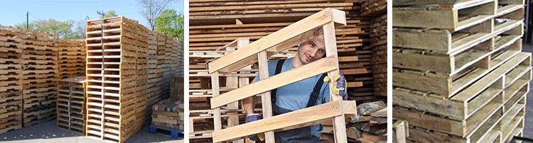 Pallet Services in Chicagoland