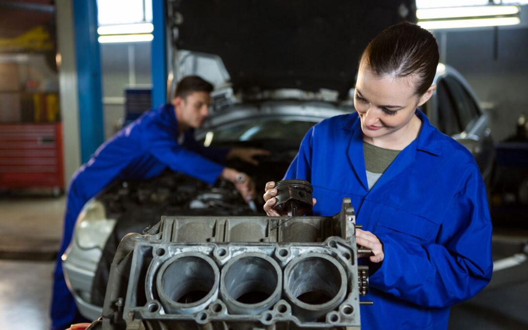 Diesel Engine Repair and Services