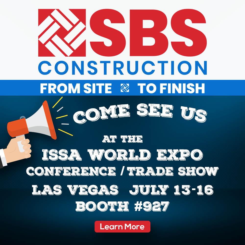 SBS - ISS Las Vegas - Social Tile