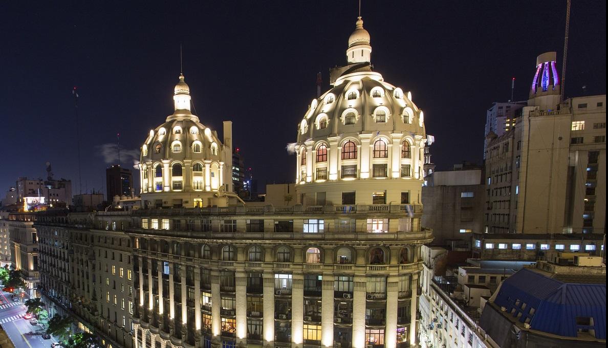 Cupulas de Buenos Aires. Fotos Andres P. Moreno  - Buenos Aires - Lado|B|erlin