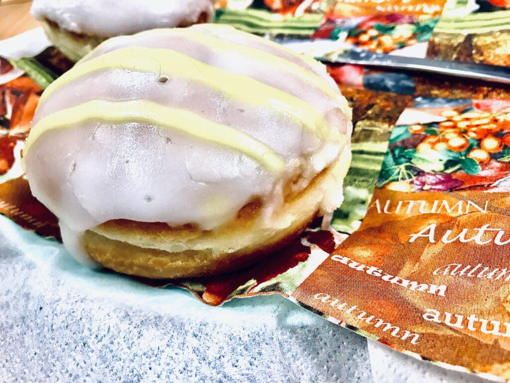 Berlinesa o Krapfen - es el típico pastelito del carnaval alemán - ph: Manuel Sierra Alonso.