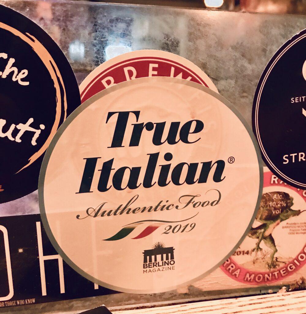 True Italian - Birra Italian Craft Beer en Berlín.
