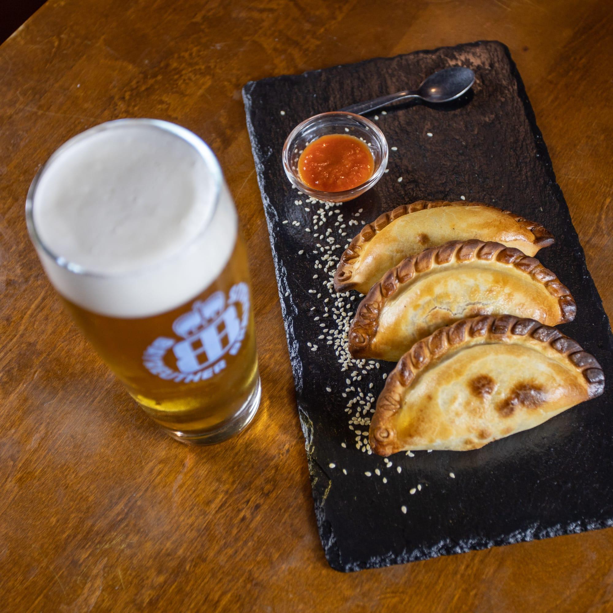 Empanadas Gloria cerveza - Lado|B|erlin.