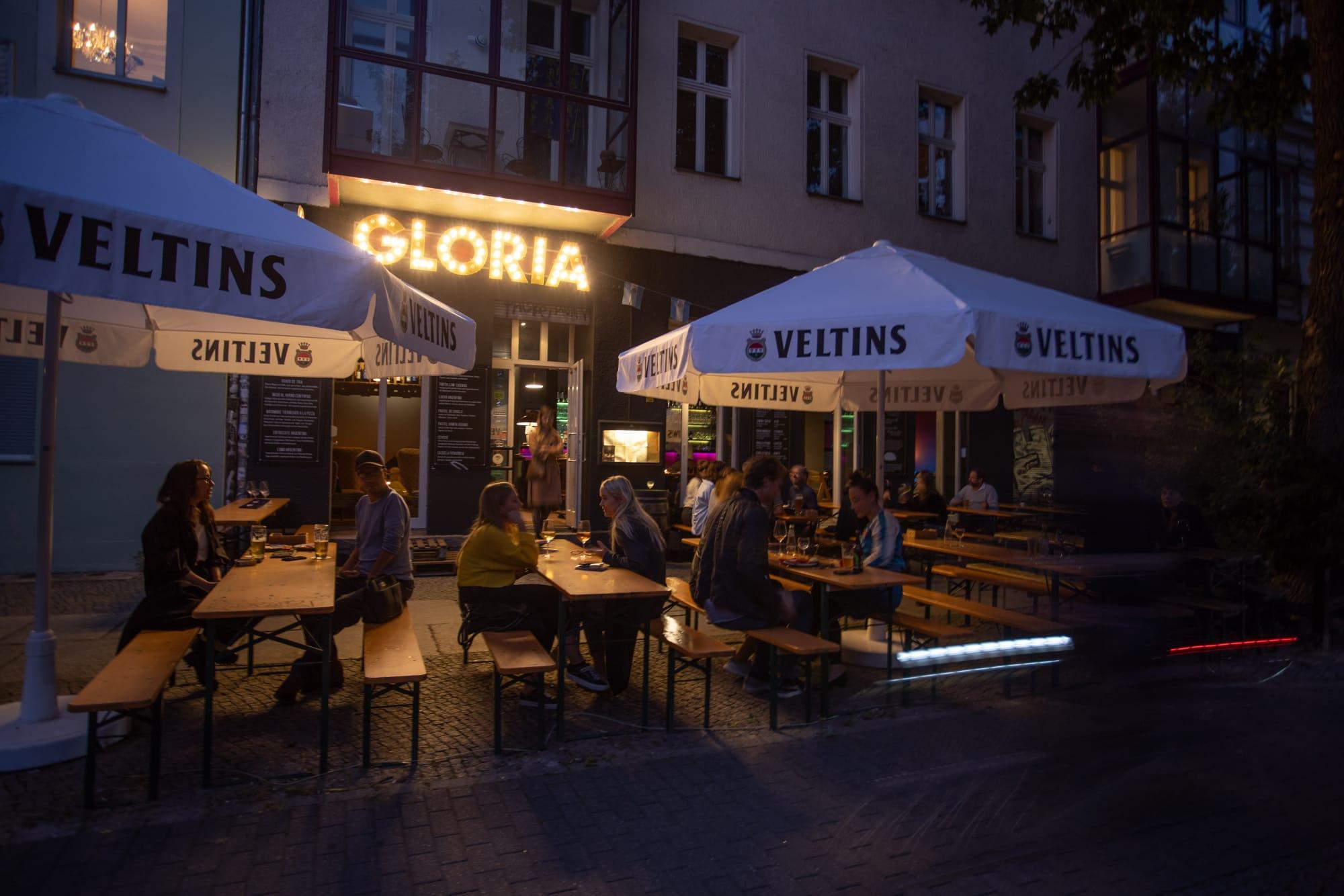 Gloria empanadas - Kreuzberg Lado|B|erlin.