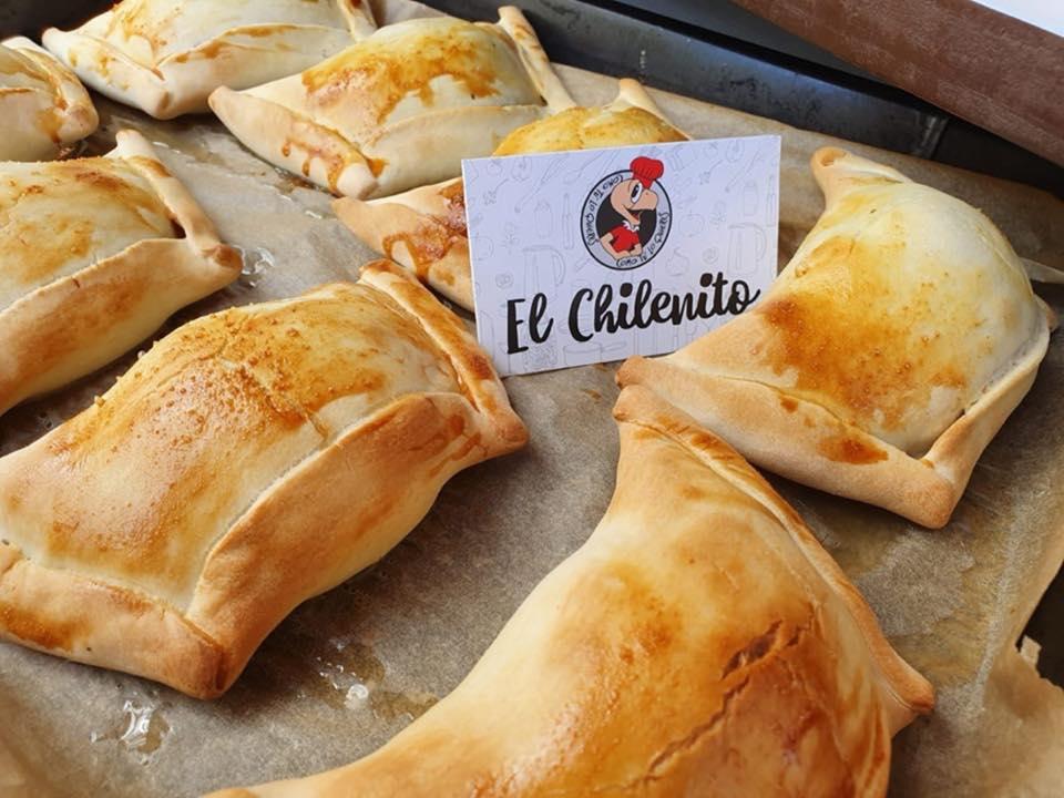 Empanadas de pino Chilenito - Berlin - Empanadas - Lado B erlin.