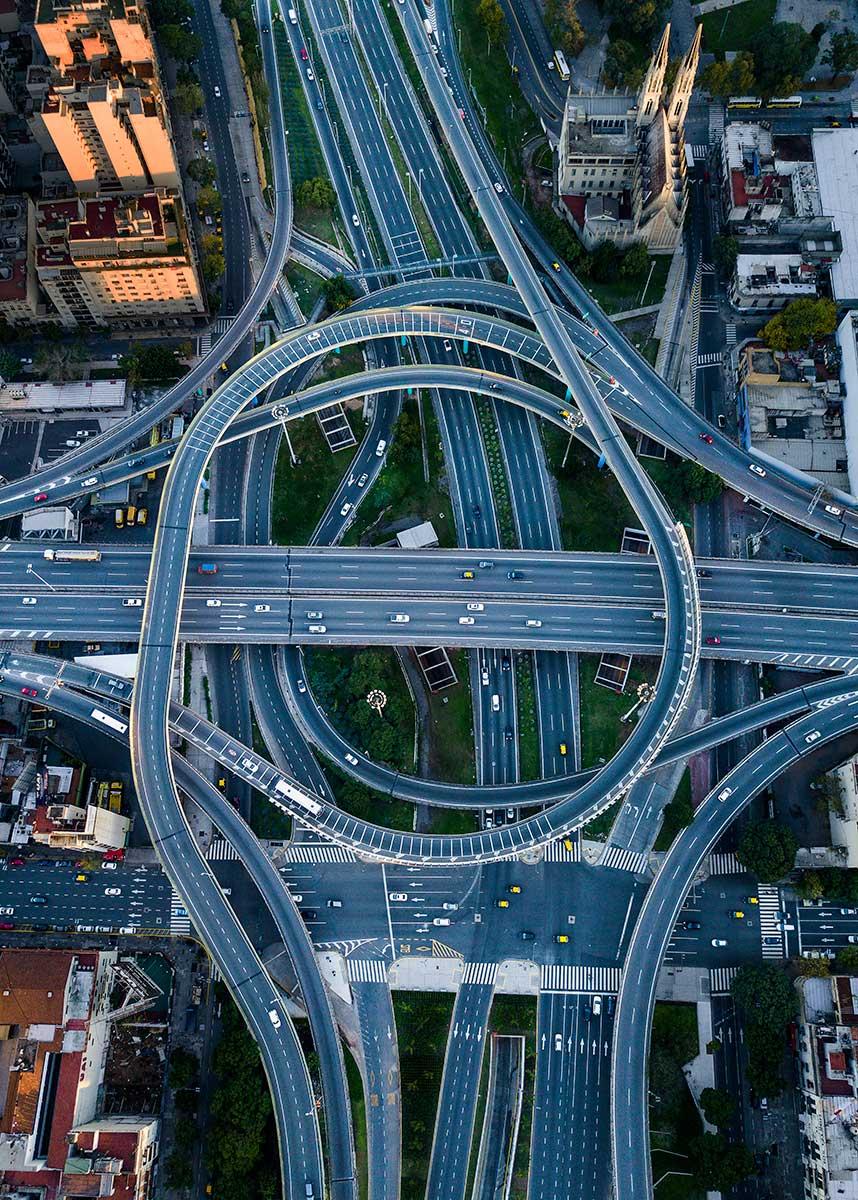 Autopista - ©Néstor Barbitta.