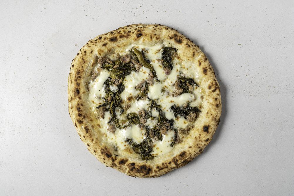 Mangiare - Broccoli e salsiccia