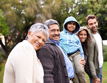 Wealth management for multi-generational families