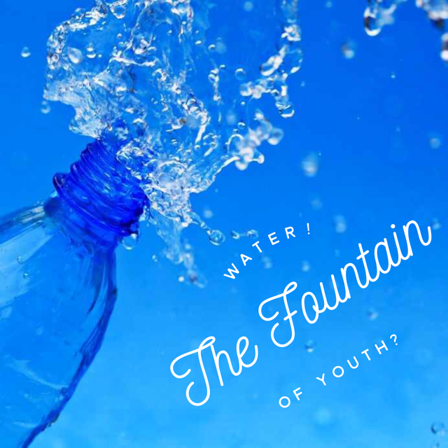 How drinking water benefits us as we age!