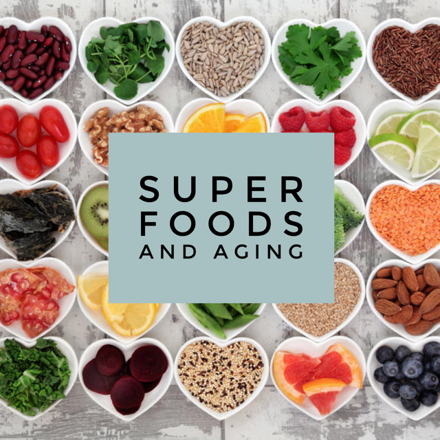 We have all heard of super foods but what are they? Super foods contain natural ingredients with exceptional nutritional values or protective qualities.