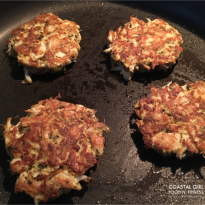 Crazy for Crab Cakes! In our country Heat Menu Plan these are included!