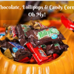 The kids collected lots of candy, now what?