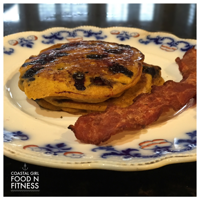 Who says you can't eat pancakes on a healthy food plan?