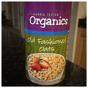 Oatmeal! Stick to your ribs healthy breakfast.