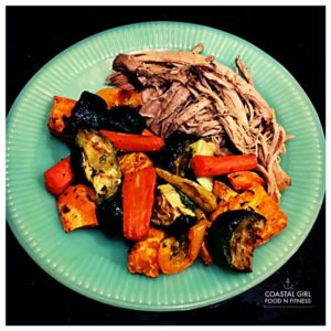 Slow Cooker Honey Balsamic Pork Roast: Easy and delicious!