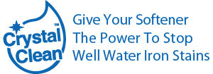 Stop Iron With Just Your Water Softener