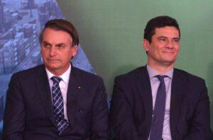 Read more about the article Moro utiliza a Internet para conter Bolsonaro