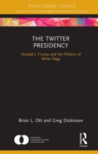 The Twitter Presidency - cover art