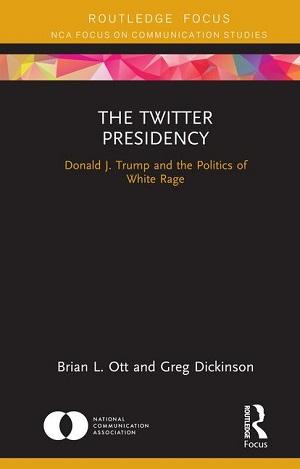 The Twitter Presidency - cover art