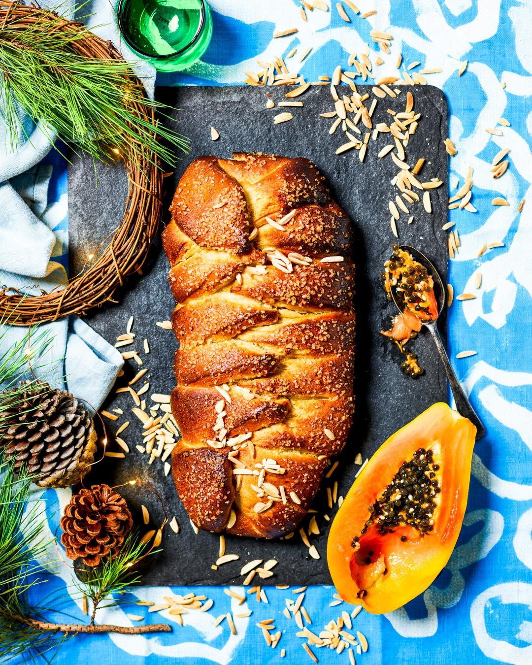 Mahlap Bread