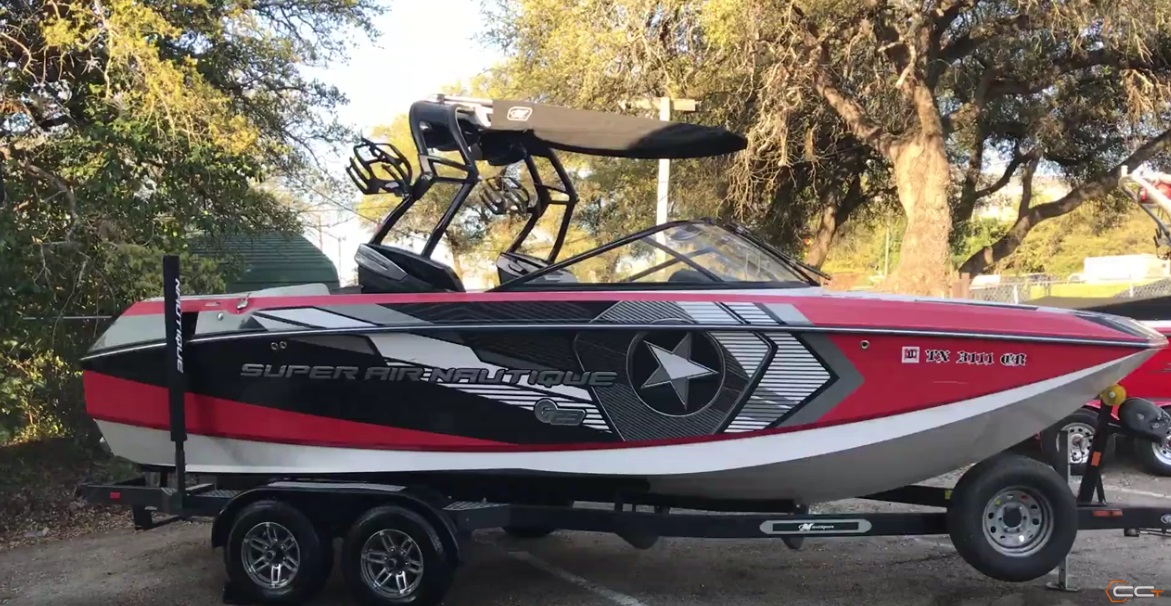 This video covers the steps that we took to ceramic coat this Nautique G23.