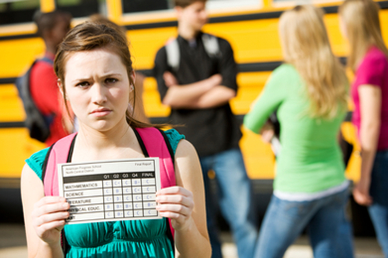 5 Ways NOT to react to a bad report card