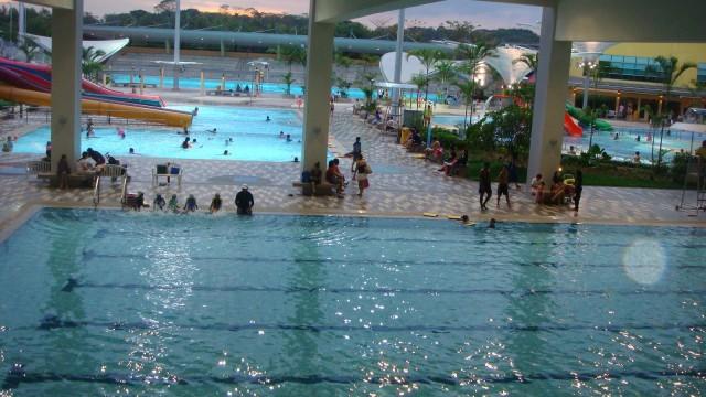 sengkang sport and recreation centre