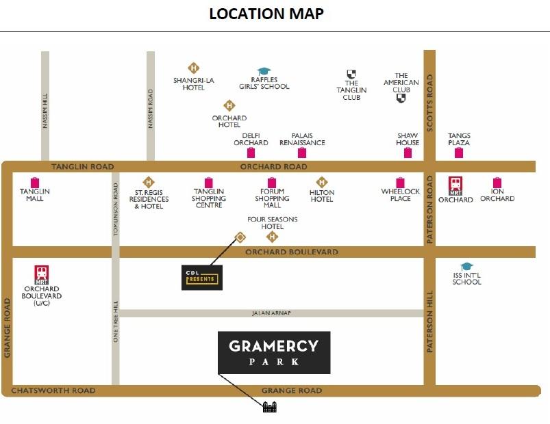 gramercy park location