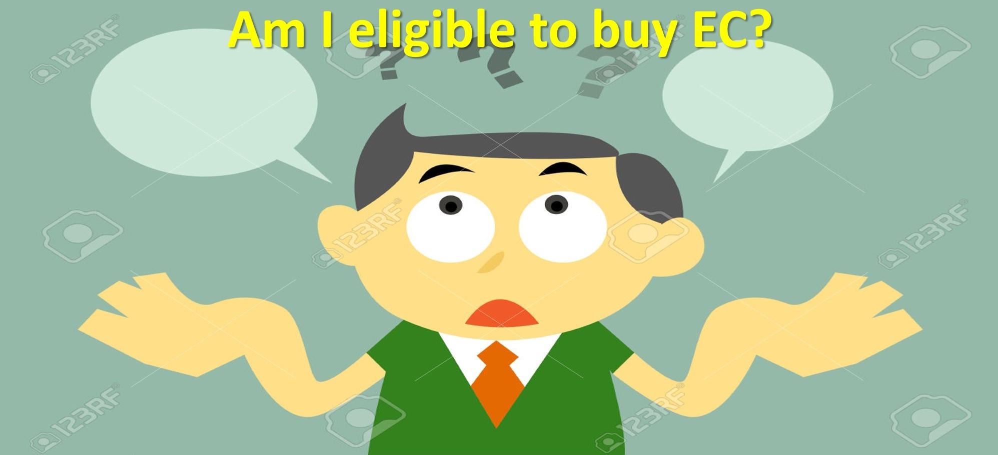 eligibility to buy EC