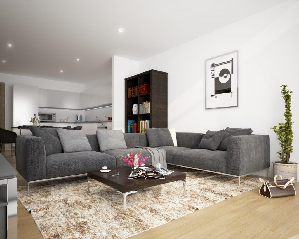 manchester apartment in city centre