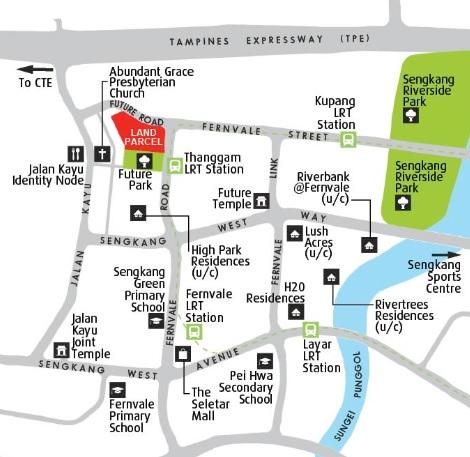 Parc Botannia Location