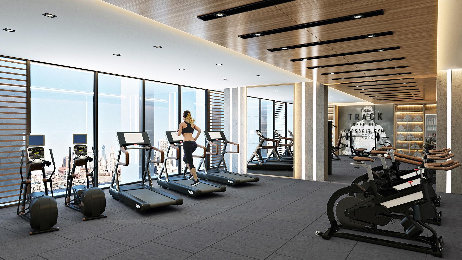 flatiron meridian gym