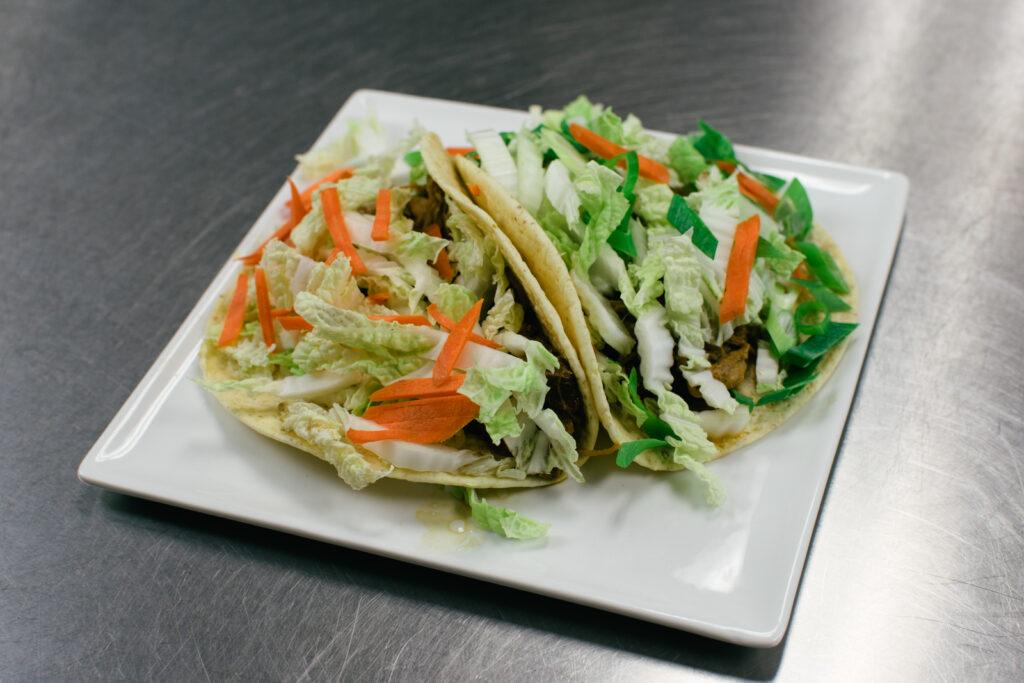 Paleo Teriyaki Tacos