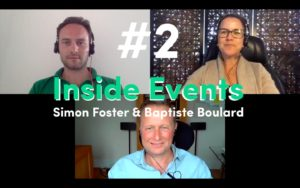 Inside Events - Episode 1 with Bap