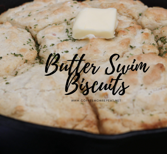 Amazing Butter Swim Biscuits